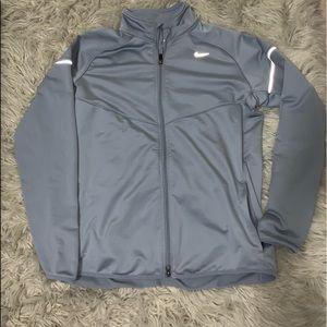 Nike Dri fit men's full zip jacket